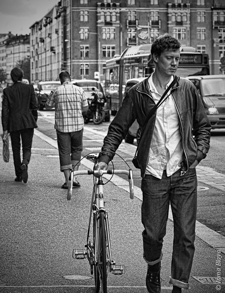 Bicicletas en Estocolmo