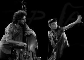 Fotografía del concierto del dúo Musica Nuda