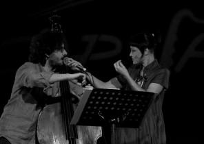 Musica Nuda en concierto