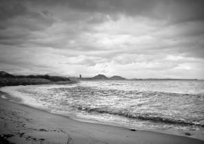 Alicante nublado