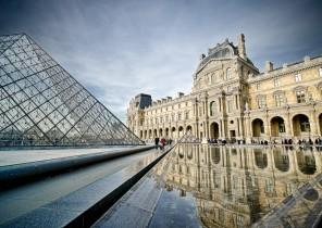 Pasado y presente en el Louvre
