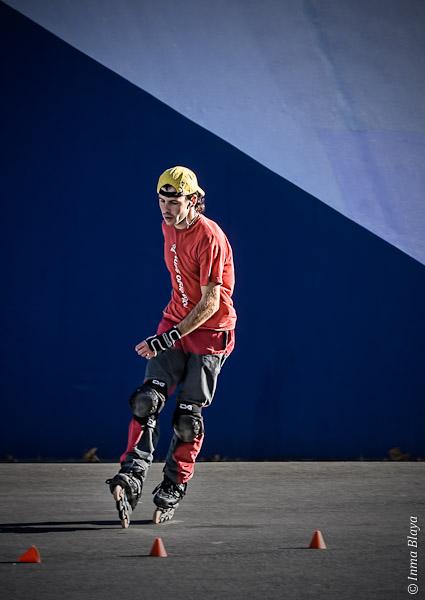 Skater at BCN
